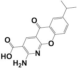 Amlexanox 68302-57-8 Structure