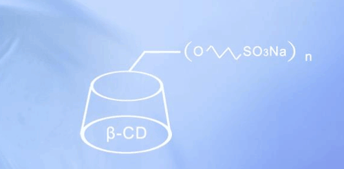 Betadex Sulfobutyl Ether Sodium Model