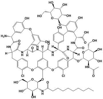 Teicoplanin 61036-62-2 Structure