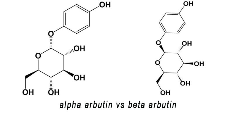 alpha arbutin vs arbutin