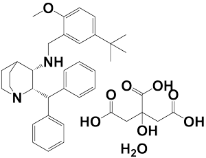 maropitant citrate chemical structure