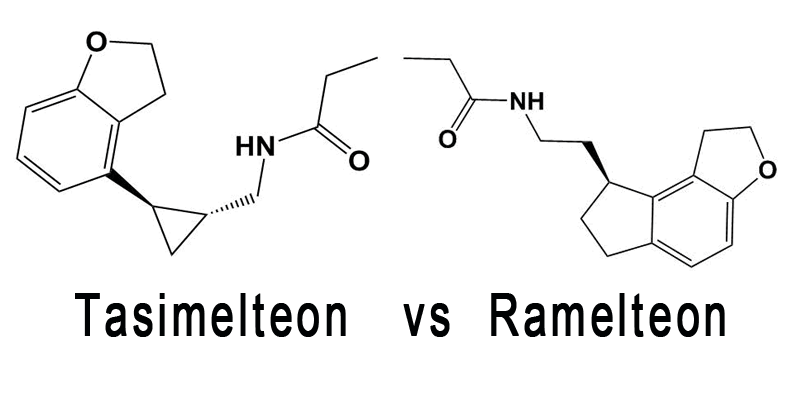 tasimelteon vs ramelteon