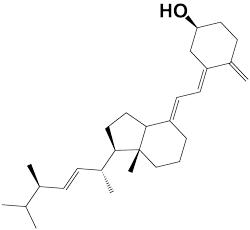 vitamin d2 structure